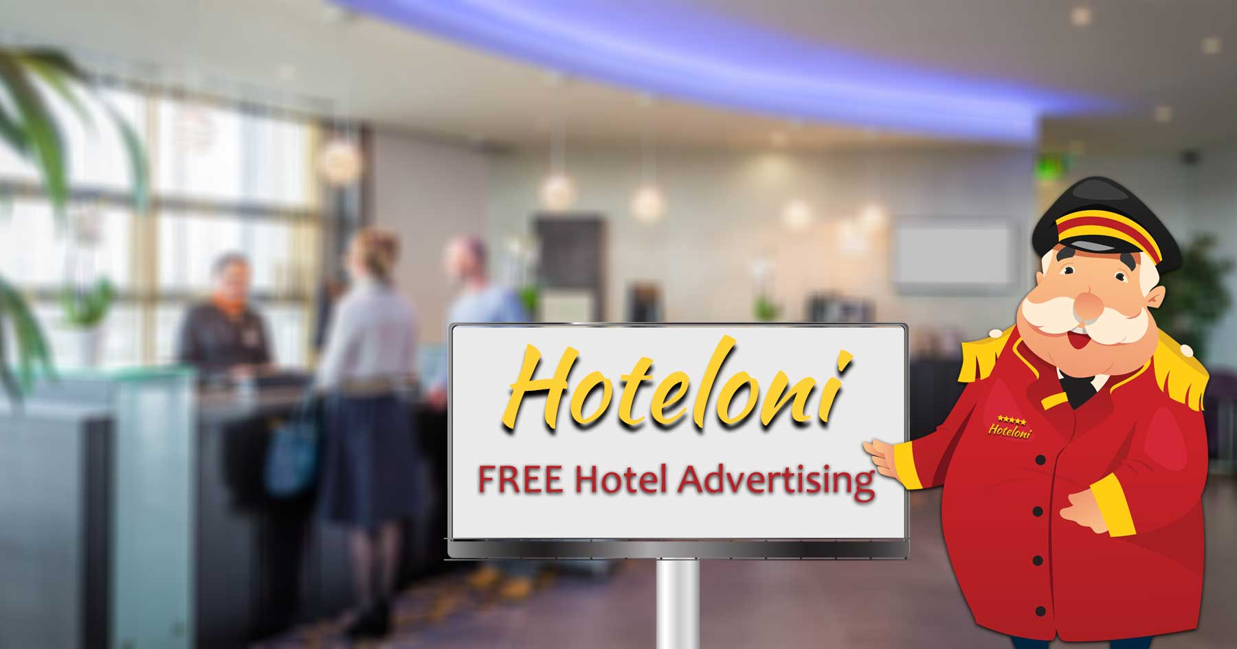 Hoteloni Content Management System for the Hospitality Business